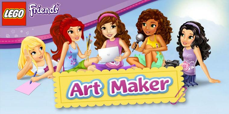 LEGO Art Maker