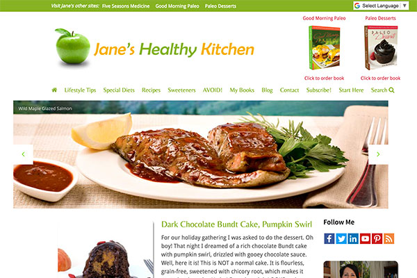 Jane's Healthy Kitchen